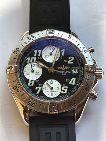 Breitling Colt chronograph 40 mm automatic