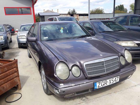 Mercedes E klas 210 2.2d Мирцедес Е Клас