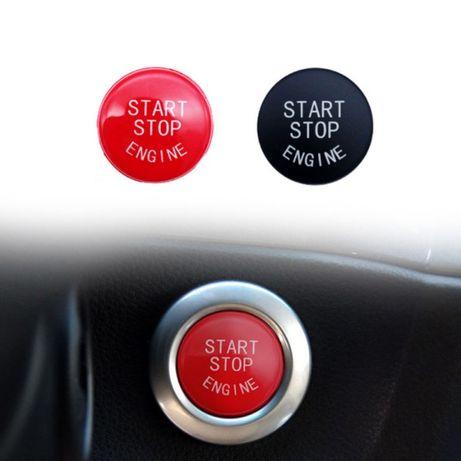 Старт стоп start stop бутон,палене BMW БМВ X1, X3, X6, X5. Е90, Е60 И