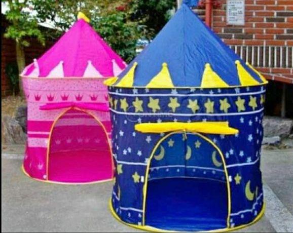 Детска палатка замък