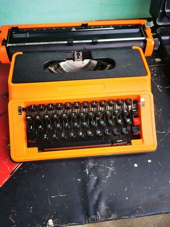 Mașina de scris Silver  Seiko portabilă
