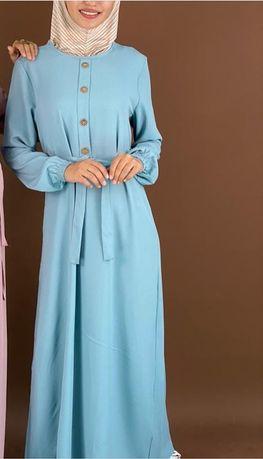 Срочно продам красивое новое платье(хиджаб)