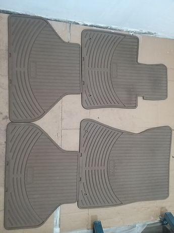 Полики резиновые BMW X5 E70