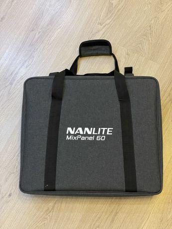 LED панель Nanlite Mixpanel 60 видео свет фото лед