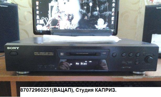 Продам мини-диск Sony MDS JE480