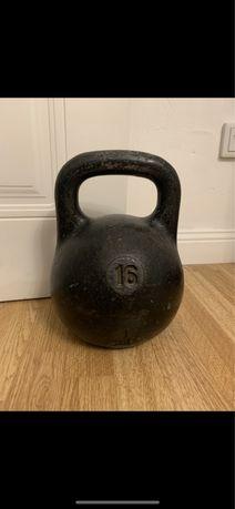 Гиря для спорта 16 кг