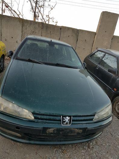 Peugeot 406 2.0 HDI На Части !!!