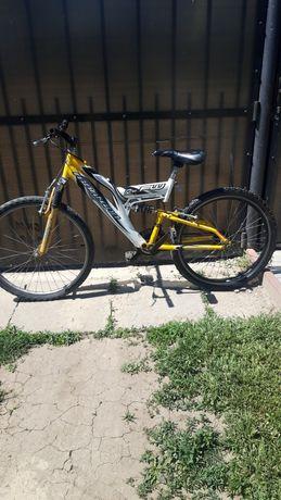 Vand bicicleta full suspension