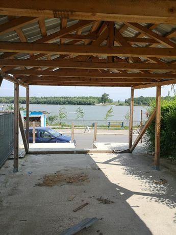 Vând teren intravilan în comuna Mahmudia pe malul Dunării