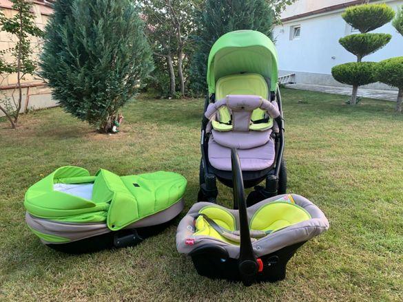 Бебешка количка Буба