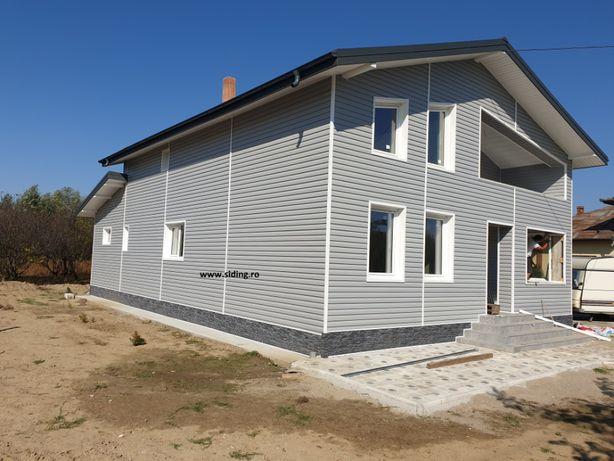 Lambriuri din PVC pentru exterior ( Siding )