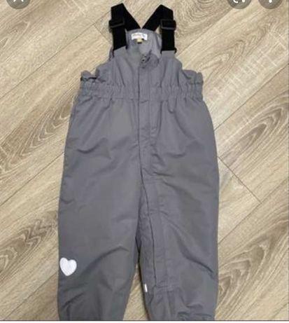 Зимний полукомбинезон, штаны, брюки Baby go