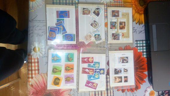 Стари пощенски марки рядки за колекция