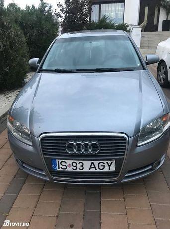 Audi A4 Unic proprietar in Romania din 2010.