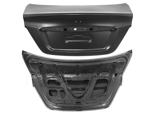 Крышка багажника на Hyundai Accent 11-17 Хюндай Акцент 11-17