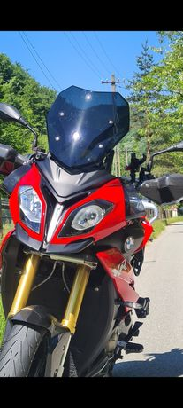 Deflectoare laterale aer | Flaps Bmw S1000xr Wunderlich GmbH