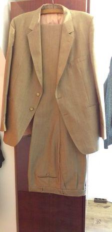 Sacou si pantaloni Costum barbati lână, mohair Heritage