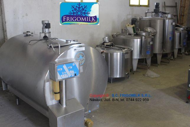 Bazin cisterna racitor tanc lapte rezervor apa 300 - 20.000 litri
