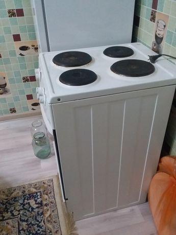 Продам газ плита электрическая