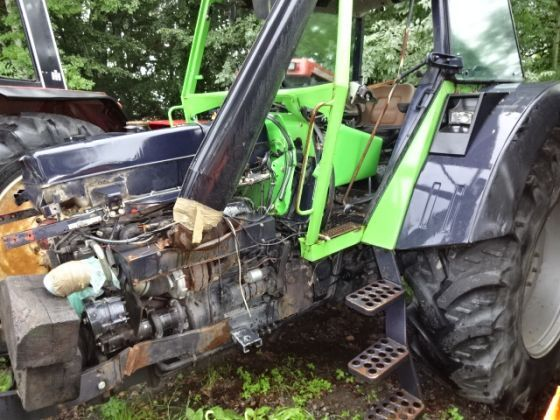Dezmembrez tractor Deutz DX 6.50