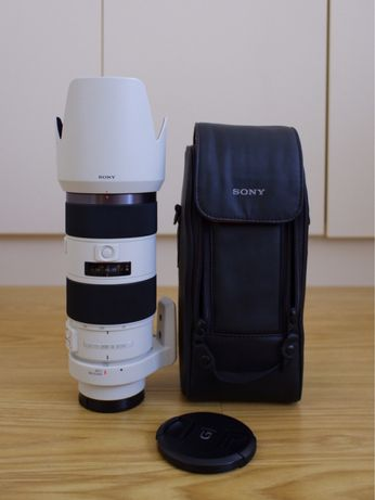 Sony 70-200mm f/2.8G SSM II / Montura Alfa