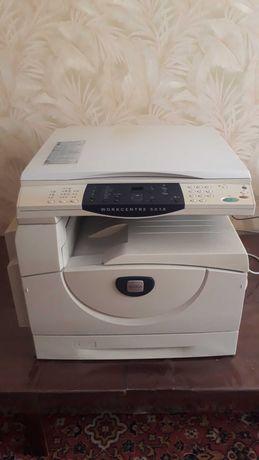 Принтер А3 большой 3в1