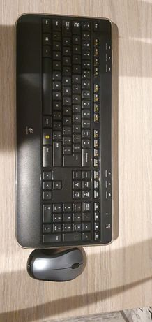 Vand Tastatura wireless logitech K520 și Mouse wireless logitech M310