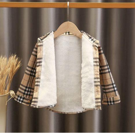 рубашка с мехом улгада кызгада