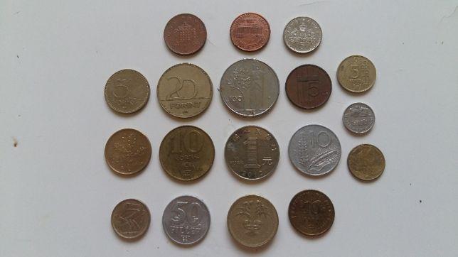 Monede diverse