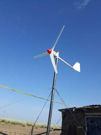 Ветрогенератор на 2000вт