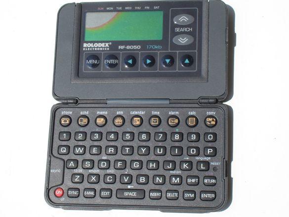 Rolodex - джобен органайзер