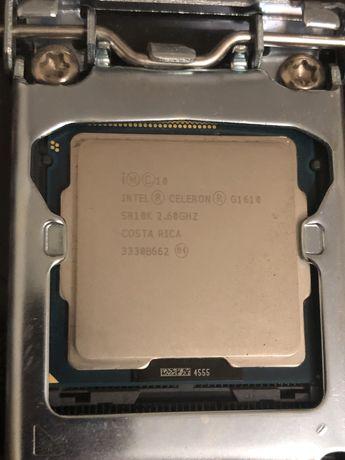 Процессор на 1155 сокет/Celeron G1610/2.6ГЦ