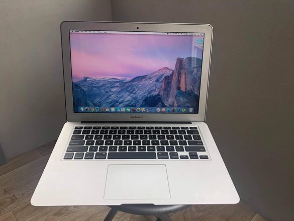 "Като нов МаcBook air 13"""