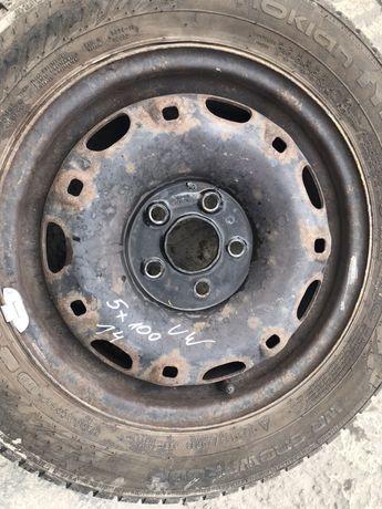 Джанти 14 5х100 VW