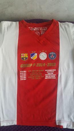 Tricou baieti Football club