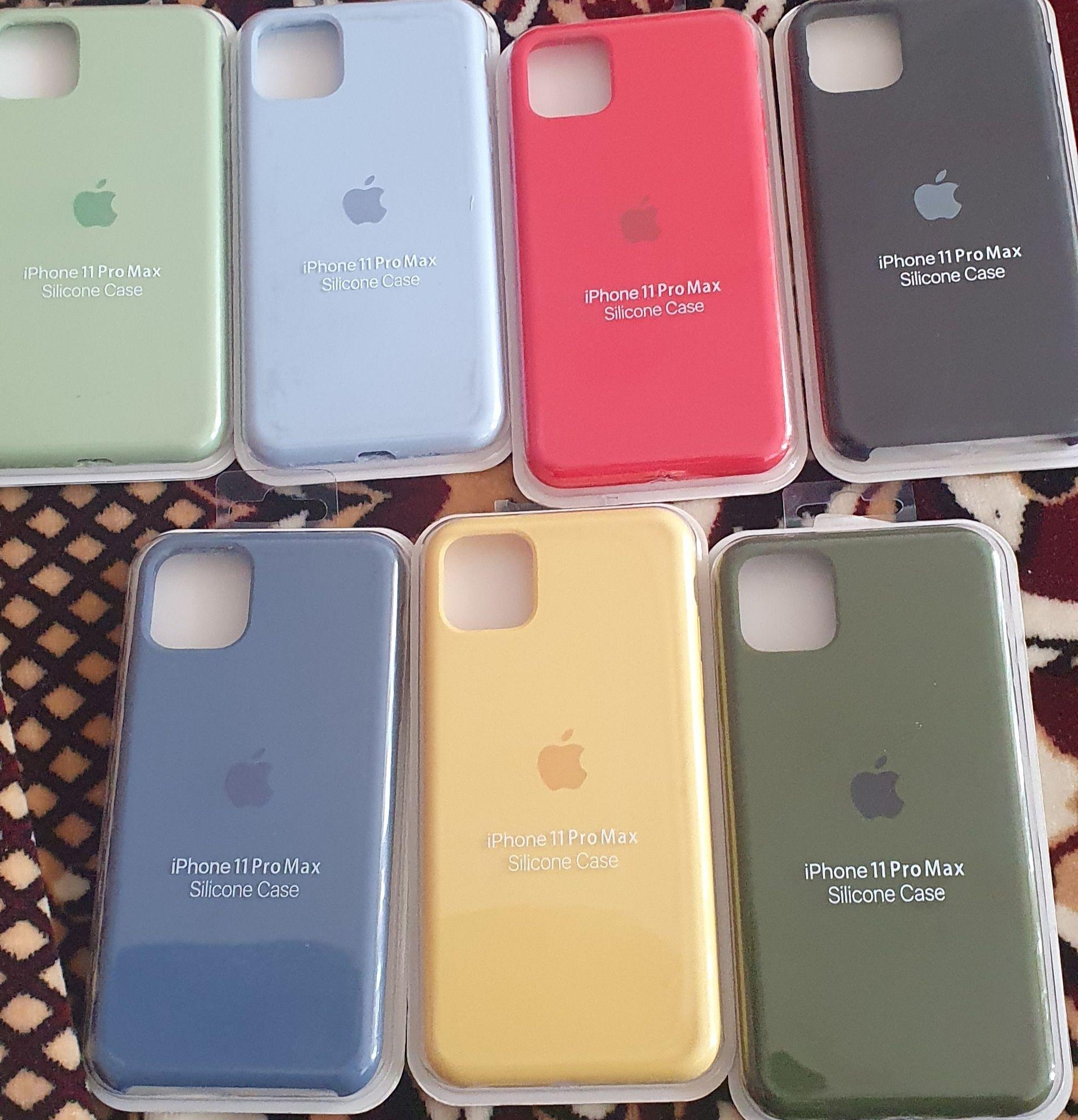Husa silicon Apple iPhone 6 6s 7 8 plus X XR XS 11 12 PRO MAX