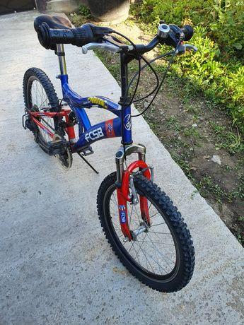 Bicicleta 20 DHS(steaua)