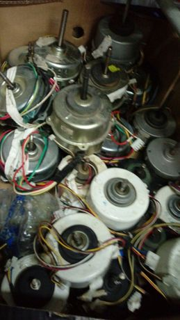 Motor de ventilator aer conditionat