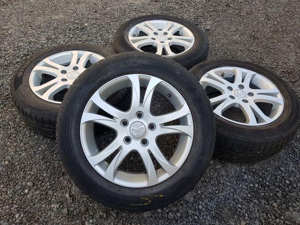 Jante replica Mazda 6 6.5x16 et 55 5x114,3