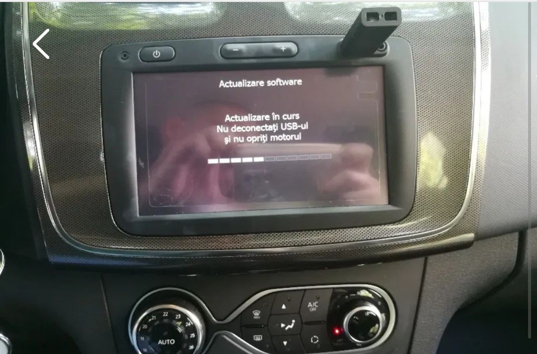 USB Stick Harti 2020 navigatie Dacia Renault LG MEDIANAV GPS