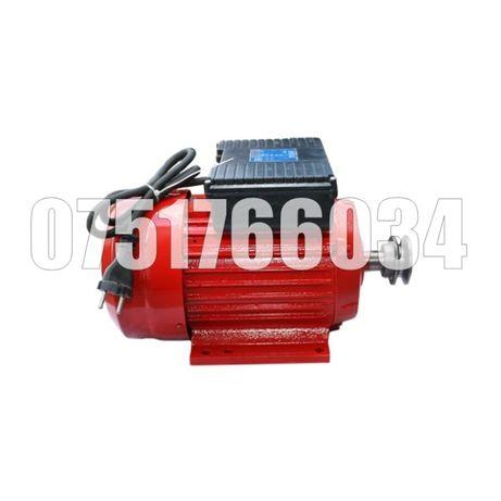 Motor Electric Monofazic 2.5 Kw 3000rotatii Moara Batoza Circular