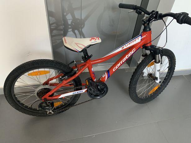 Bicicleta copii CORRATEC 2020 X-Vert KID 20, Aluminiu, Impecabila
