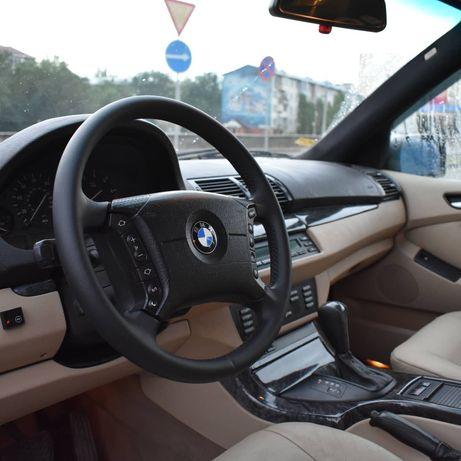продам BMW X5 2000г.в. 3.0куб газ бензин