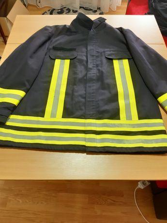 Geaca de protecție pompieri militari.