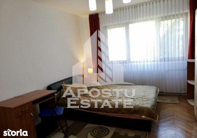 Apartament cu 1 camera, zona Cetatii