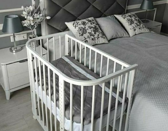 Детская кровать бортик 5в 1