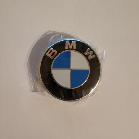 Капачки за джанти 68мм за BMW Серия 1/3/5/7/Z3 Е39/Е46/Е60 - Сини/Бели