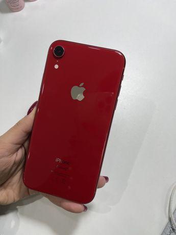 Продается айфон ХR красный, идеальное состояние