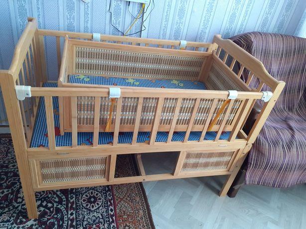 Продам детскую кроватку 20 000