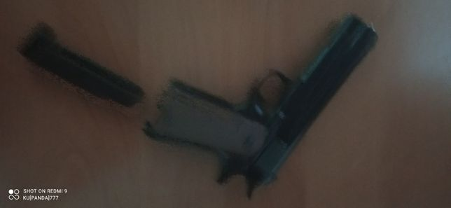 Игрушочный железныц пестолет 4000тг